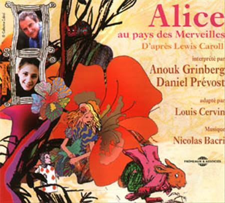 Alice au pays des merveilles d 39 apres lewis caroll anouk - La cuisine d alice au pays des merveilles ...