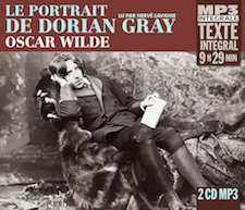 LE PORTRAIT DE DORIAN GRAY - OSCAR WILDE (INTEGRALE MP3)