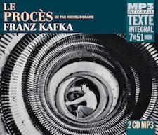 LE PROCÈS - FRANZ KAFKA (INTEGRALE MP3)