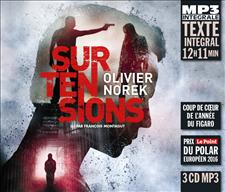 OLIVIER NOREK - SURTENSIONS - INTEGRALE MP3