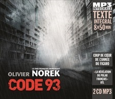 OLIVER NOREK CODE 93 - INTEGRALE MP3