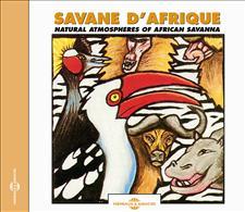 SAVANE D'AFRIQUE - FAUNE ET AMBIANCES NATURELLES