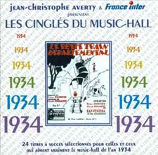 LES CINGLES DU MUSIC-HALL 1934