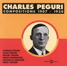 CHARLES PEGURI