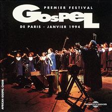 1er FESTIVAL DE GOSPEL A PARIS 1994
