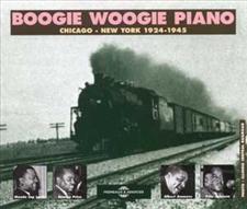 BOOGIE WOOGIE PIANO VOL 1
