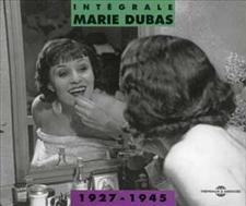 MARIE DUBAS - INTEGRALE