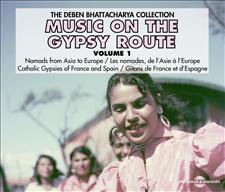 MUSIC ON THE GYPSY ROUTE VOL 1