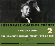 CHARLES TRENET - INTEGRALE VOL 2 - 1934-1938