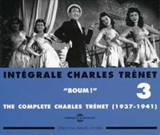 CHARLES TRENET - INTEGRALE VOL 3 - 1937-1941
