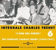 CHARLES TRENET - INTEGRALE VOL 6 - 1939-1951