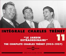 CHARLES TRENET - INTEGRALE VOL. 11 - 1955-1957