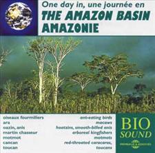 UNE JOURNEE EN AMAZONIE