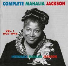 COMPLETE MAHALIA JACKSON Vol 1