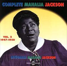 COMPLETE MAHALIA JACKSON Vol 2
