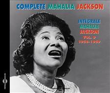 COMPLETE MAHALIA JACKSON VOL 9
