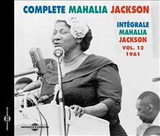 COMPLETE MAHALIA JACKSON VOL.12 1961