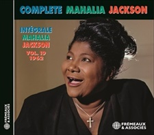 INTÉGRALE MAHALIA JACKSON VOL. 19 - 1962