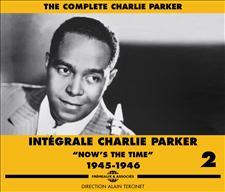 CHARLIE PARKER - INTEGRALE Vol 2