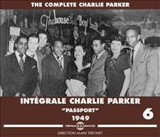 CHARLIE PARKER - INTEGRALE VOL 6