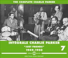 CHARLIE PARKER - INTÉGRALE VOL 7