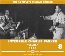 CHARLIE PARKER - INTÉGRALE VOL 8