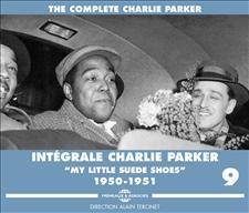 CHARLIE PARKER - INTEGRALE VOL 9