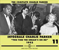 CHARLIE PARKER - INTEGRALE VOL 11