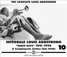 INTEGRALE LOUIS ARMSTRONG VOL. 10
