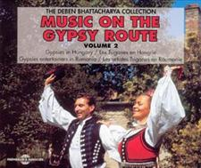 MUSIC ON THE GYPSY ROUTE VOL 2