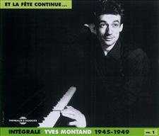 YVES MONTAND - INTEGRALE - VOL 1