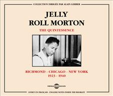 JELLY ROLL MORTON - QUINTESSENCE