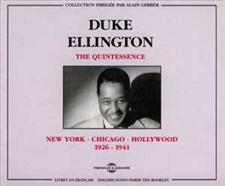 DUKE ELLINGTON - QUINTESSENCE VOL 1