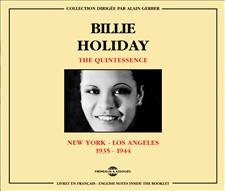BILLIE HOLIDAY - QUINTESSENCE VOL 1