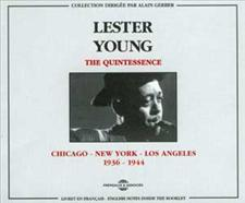 LESTER YOUNG - QUINTESSENCE VOL 1