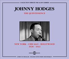 JOHNNY HODGES - QUINTESSENCE