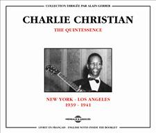 CHARLIE CHRISTIAN - QUINTESSENCE