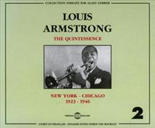 LOUIS ARMSTRONG - QUINTESSENCE VOL 2
