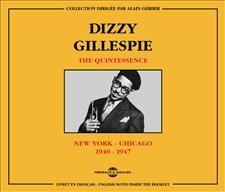 DIZZY GILLESPIE - QUINTESSENCE
