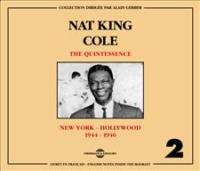 NAT KING COLE - QUINTESSENCE VOL 2