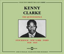 KENNY CLARKE - QUINTESSENCE