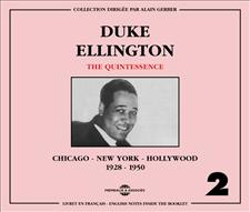 DUKE ELLINGTON - QUINTESSENCE VOL 2