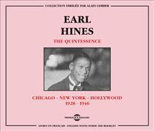 EARL HINES - QUINTESSENCE