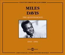 MILES DAVIS - QUINTESSENCE