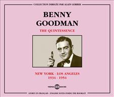 BENNY GOODMAN - QUINTESSENCE