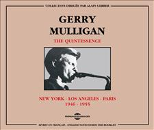 GERRY MULLIGAN - QUINTESSENCE