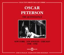 OSCAR PETERSON - THE QUINTESSENCE