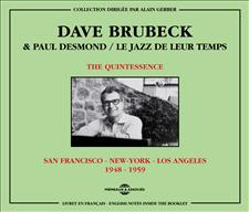 DAVE BRUBECK & PAUL DESMOND - THE QUINTESSENCE