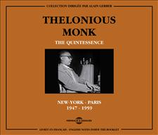 THELONIOUS MONK - THE QUINTESSENCE