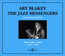 ART BLAKEY & THE JAZZ MESSENGERS - THE QUINTESSENCE